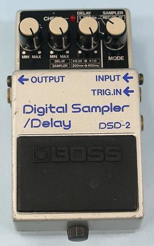 BOSS エフェクター DSDF-2