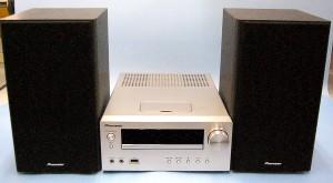 Pioneer ミニコンポ X-HM50