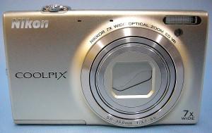 Nikon デジタルカメラ COOLPIX S6100