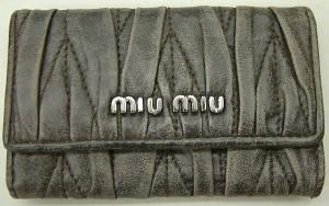 miumiu 6連キーケース
