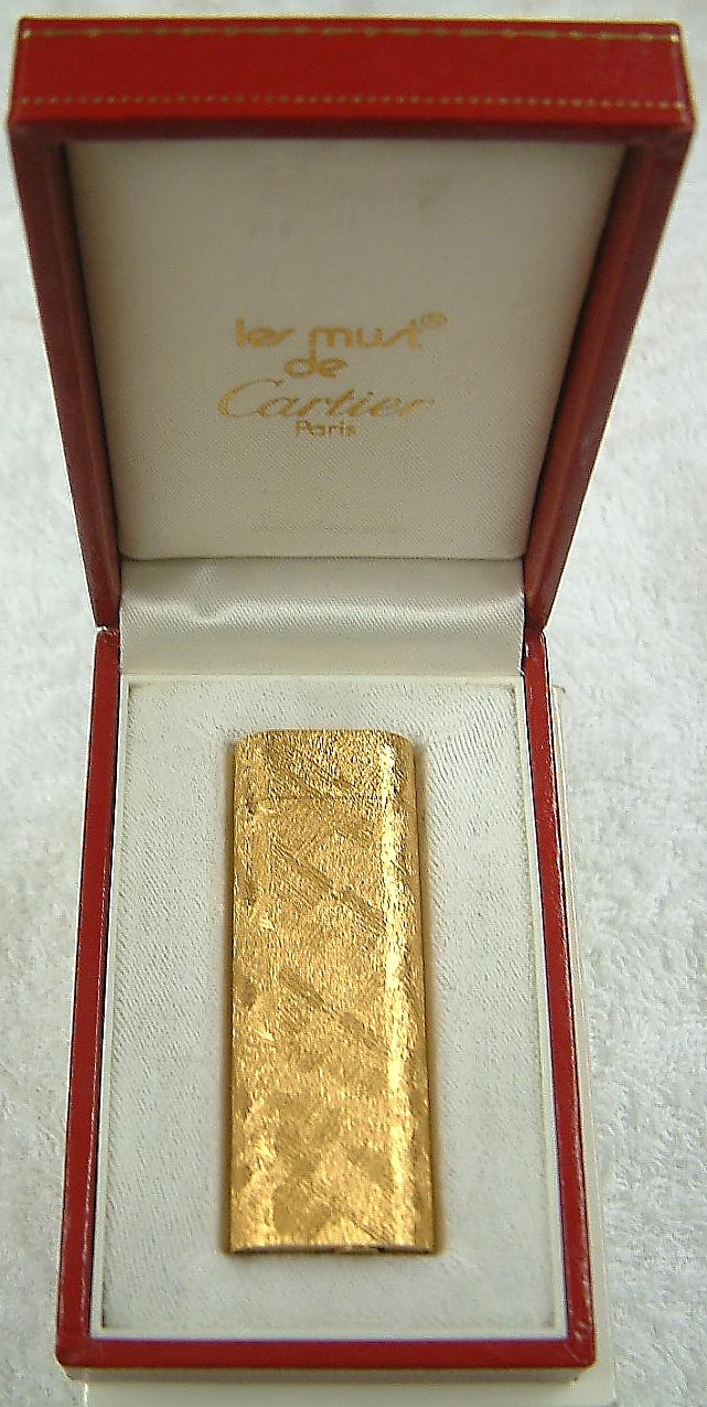 Cartier ライター
