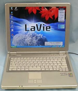 NEC ノートパソコン PC-LL350AD