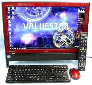 NEC デスクトップパソコン PC-VN770HS3ER