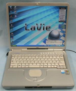 NEC ノートパソコン PC-LL9308D