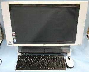 富士通 デスクトップパソコン FMVLX90TN
