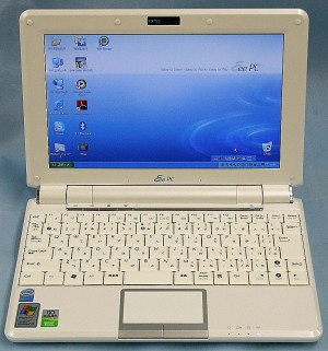 ASUS ノートパソコン Eee PC 1000H