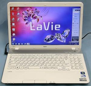 NEC ノートパソコン PC-GL21DD5AS