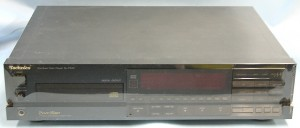 Technics CDプレーヤー SL-P550