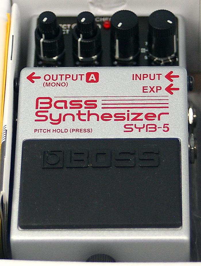 BOSS BASSシンセサイザー SYB-5