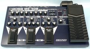 BOSS エフェクター ME-50B