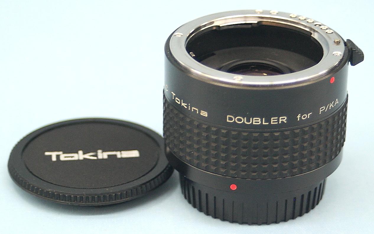 Tokina レンズ DOUBLER for P/KA
