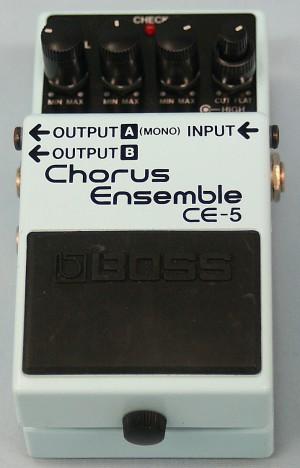 BOSS エフェクター CE-5