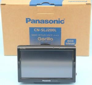 Panasonic ポータブルナビ CN-SLJ200L