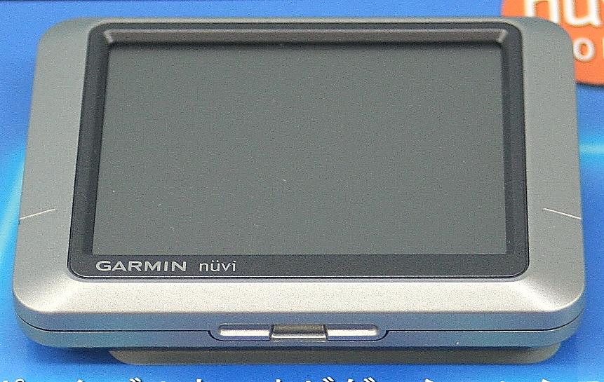GARMIN ポータブルナビ nuvi250Plus