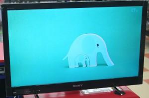 SONY HDD内蔵LED液晶テレビ KDL-32EX42H