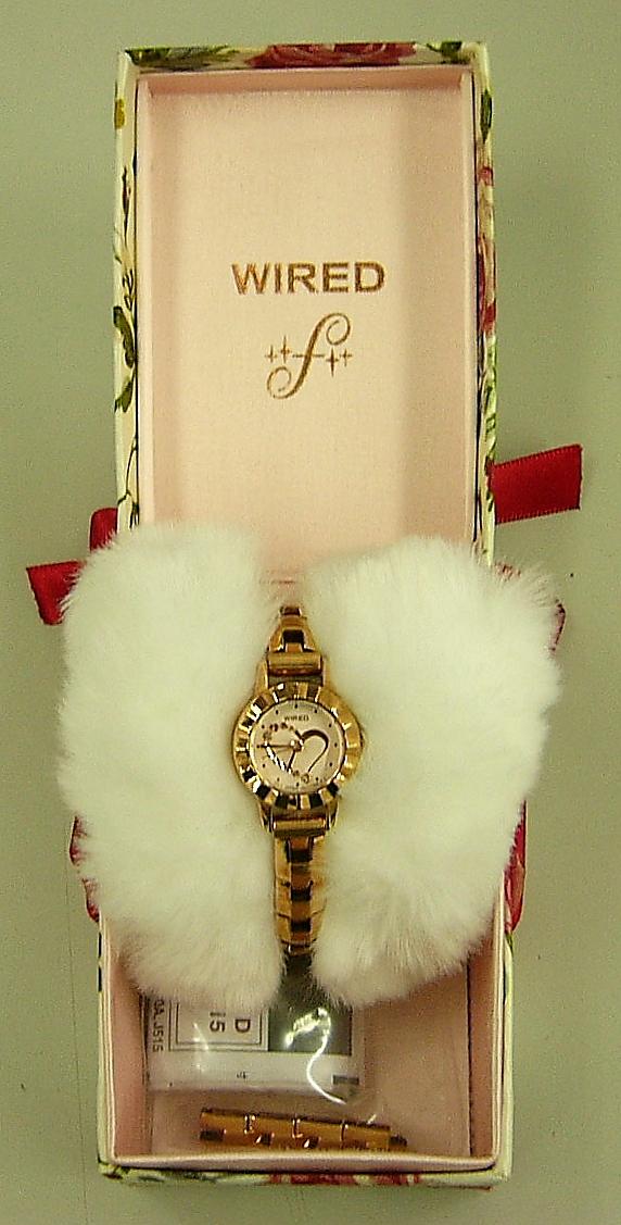 WIRED 腕時計