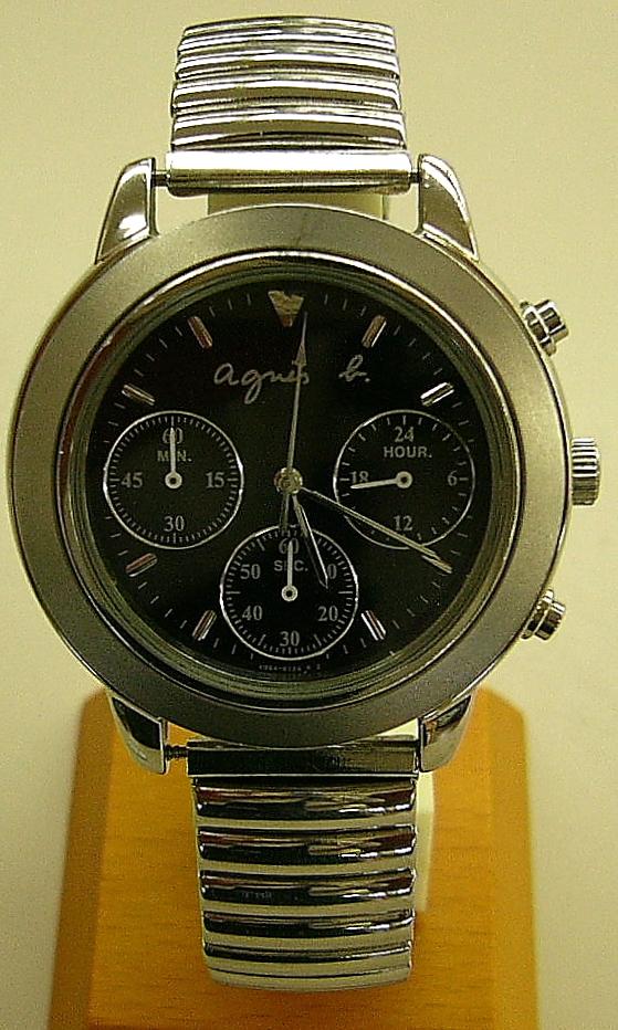 agnes b. 腕時計