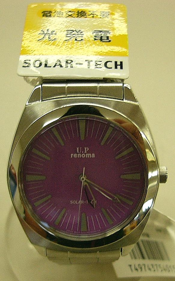UP. renoma 腕時計