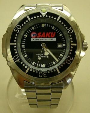 SAKU 腕時計