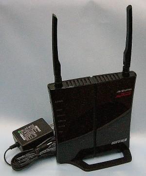 BUFFALO BBルーター WHR-HP-G300N
