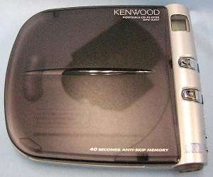 KENWOOD ポータブルCDプレーヤー DPC-X517