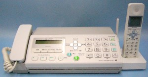 SHARP FAX UX-D17CL