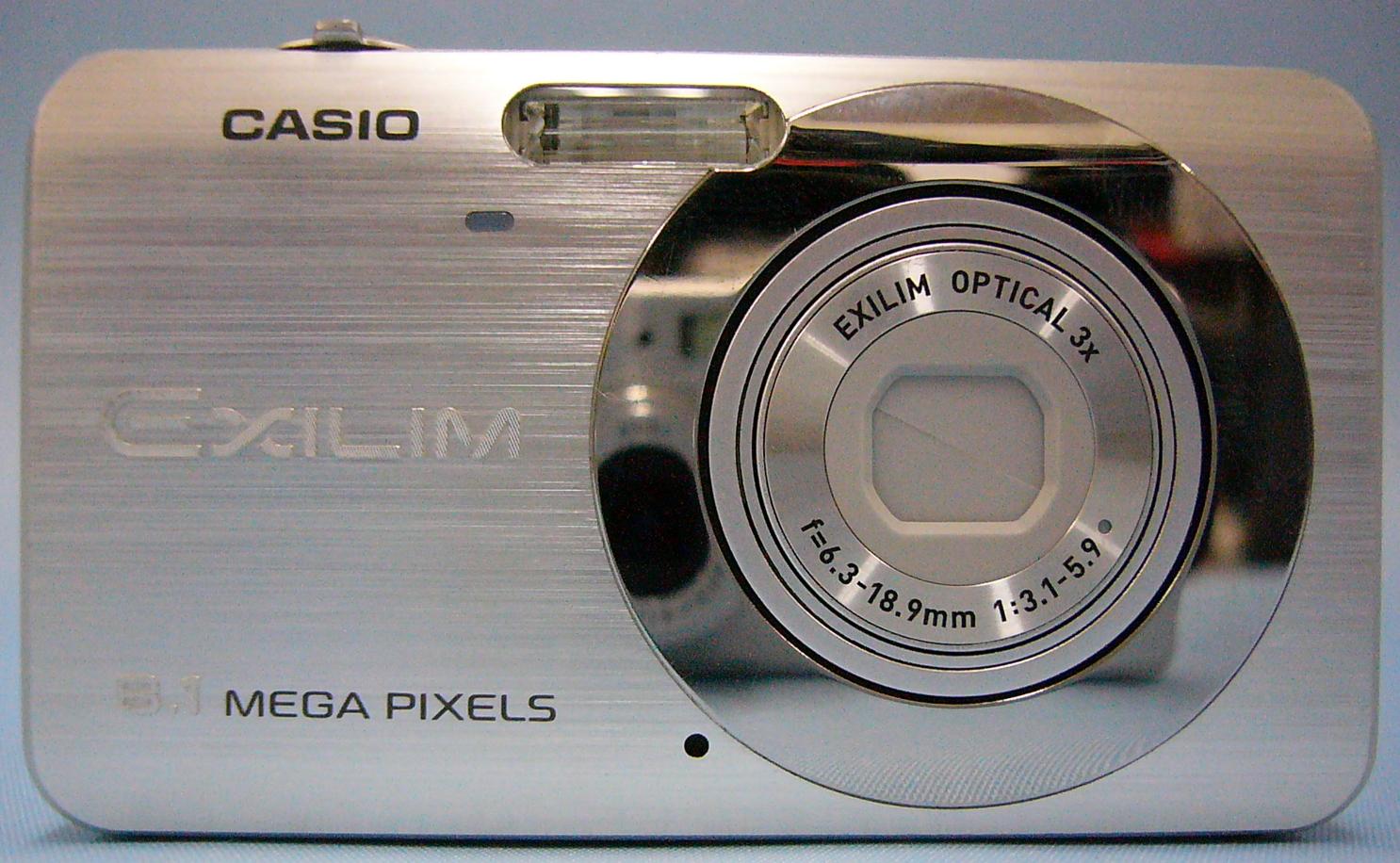 CASIO デジタルカメラ EX-Z80
