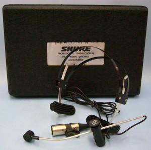 SHURE ヘッドセットマイク SM/OA-CN