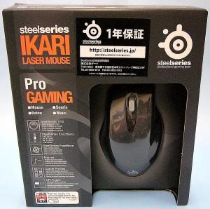 steelseries ゲーミングマウス IKARI