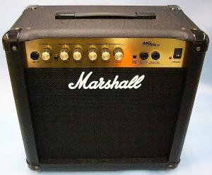 Marshall ギターアンプ MG15CD
