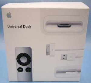Apple iPod対応Universal Dock MC746LL/A