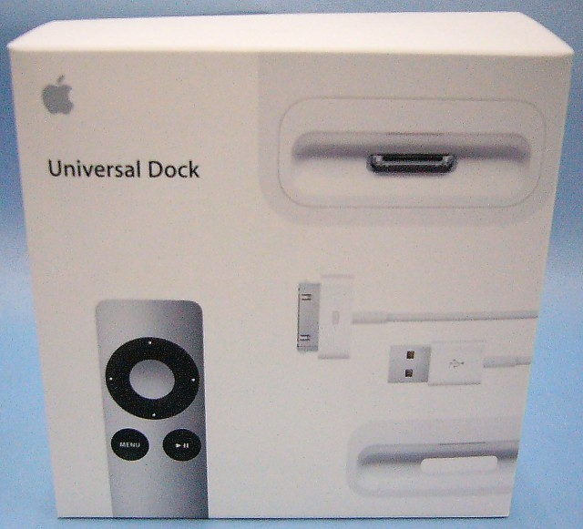 Apple iPod対応Universal Dock MC746LL/A