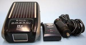 ユピテル レーダー探知機 SR640i