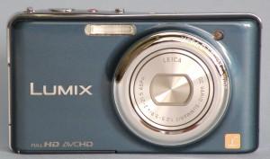 Panasonic デジタルカメラ DMC-FX77