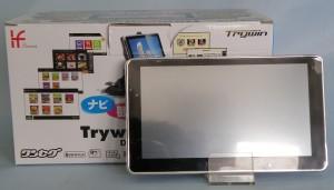 Trywin カーナビ DTN-6500