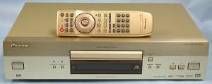 Pioneer DVDプレーヤー DV-S757A