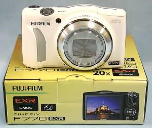 FUJIFILM デジタルカメラ FinePix F770 EXR