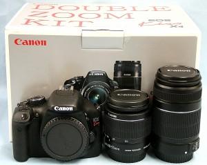 Canon デジタル一眼カメラ EOS Kiss X4 Wズームキット
