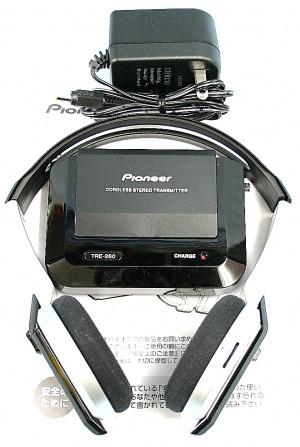 Pioneer コードレスヘッドホンシステム SE-IR260C