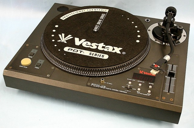 Vestax ターンテーブル PDX-D3