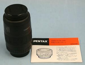 PENTAX レンズ 80-200mm 4.7-5.6smc