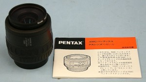 PENTAX レンズ 35-80mm 4-5.6smc
