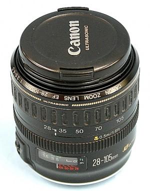 Canon レンズ 28-105mm 3.5-4.5USM