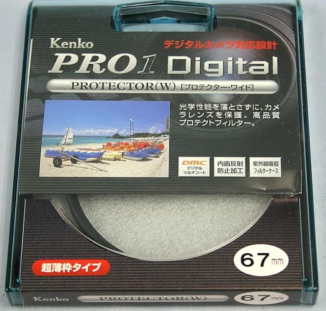 Kenko プロテクトフィルター PRO1D プロテクター(W)