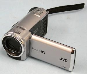 JVC SDXCムービーカメラ GZ-E10
