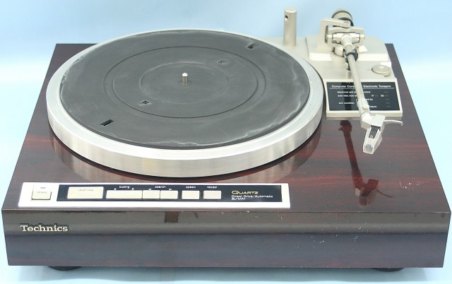 Technics レコードプレーヤー SL-MA1