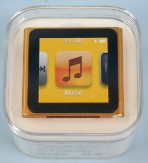 Apple iPod nano 16GB MC697J/A