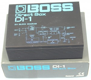 BOSS ダイレクトボックス DI-1