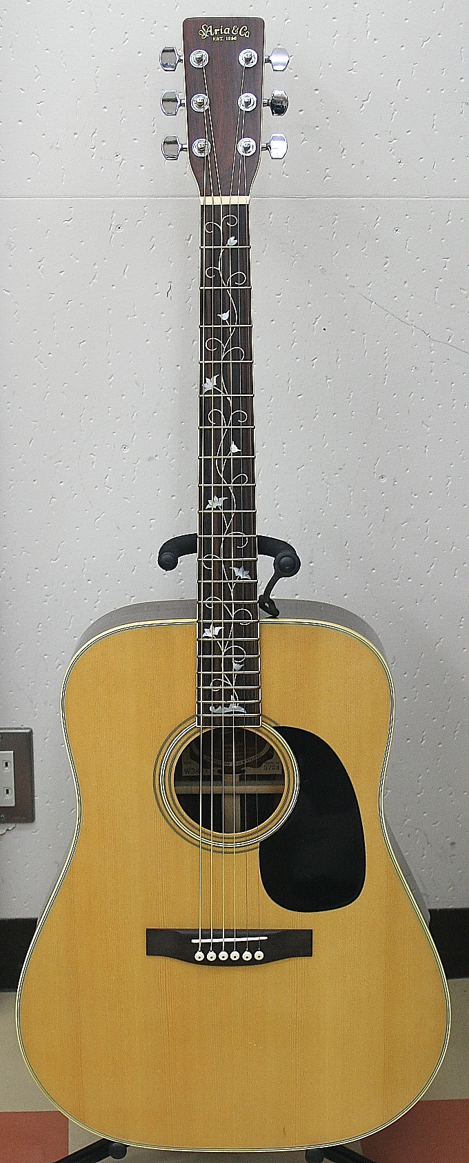ARIA アコースティックギター W380 AP