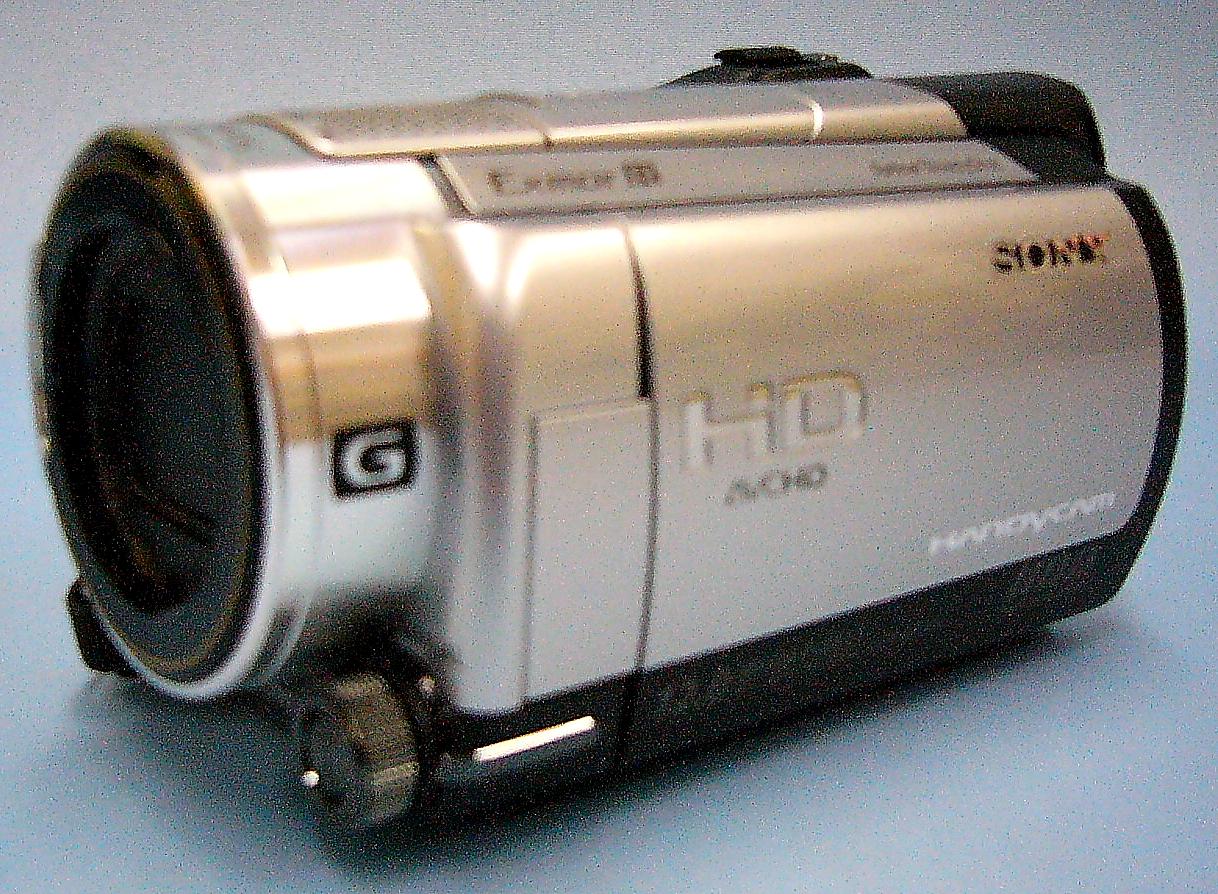 SONY ビデオカメラ HDR-XR500V